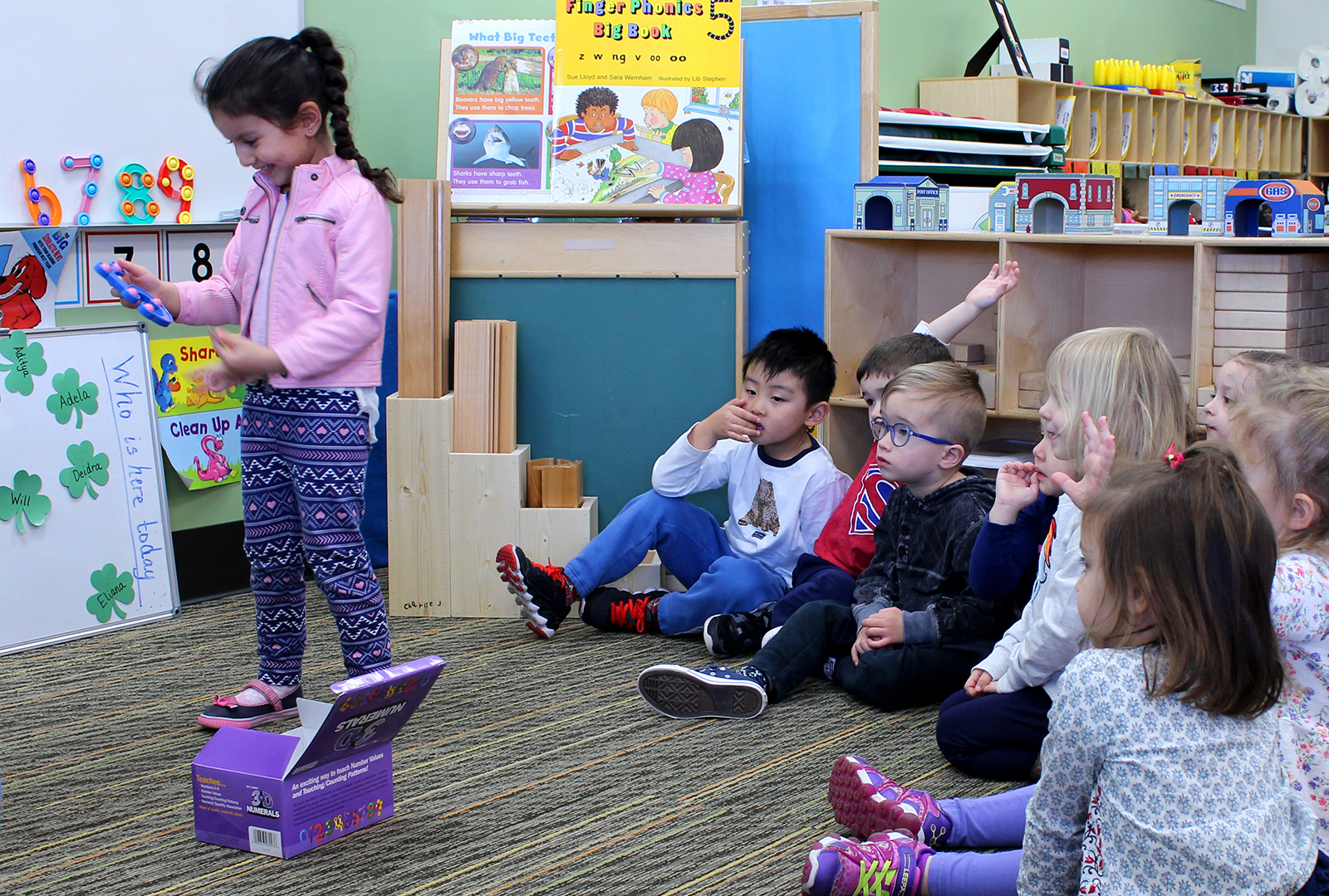 Welcome To Jane L Westerhold Early Learning Center Des Plaines